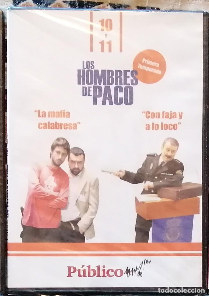 Cine: Lote 2 DVD Los hombres de Paco - Foto 2 - 222849296