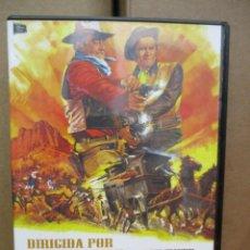 Cine: DVD - ATAQUE AL CARRO BLINDADO - WAYNE / DOUGLAS - PEDIDO MINIMO DE 10€. Lote 222873047