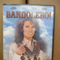 Cine: DVD - BANDOLERO - RACHEL WELCH / DEAN MARTIN / JAMES STEWART - PEDIDO MINIMO DE 10€. Lote 222873407