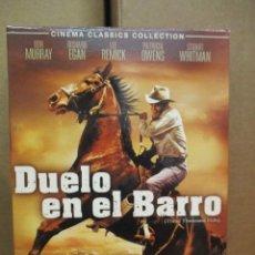 Cine: DVD - DUELO EN EL BARRO / DON MURRAY - PEDIDO MINIMO DE 10€. Lote 222873997