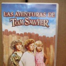 Cine: DVD - LAS AVENTURAS DE TOM SAWYER - PEDIDO MINIMO DE 10€. Lote 222875480