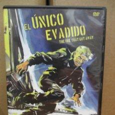 Cine: DVD - EL UNICO EVADIDO / HARDY KRUGER - PEDIDO MINIMO DE 10€. Lote 222876195