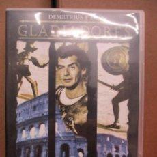 Cine: DVD - DEMETRIUS Y LOS GLADIADORES / VICTOR MATURE - PEDIDO MINIMO DE 10€. Lote 222876303