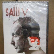 Cine: DVD - SAW V - PRECINTADA / INENCONTRABLE - PEDIDO MINIMO DE 10€. Lote 222877151