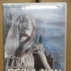 Cine: DVD - REPULSION / CATHERINE DENEUVE / ROMAN POLANSKI - PRECINTADA - PEDIDO MINIMO DE 10€. Lote 222877598