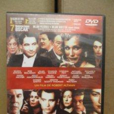 Cine: DVD - GOSFORD PARK - 2 DISCOS - PEDIDO MINIMO DE 10€. Lote 222878031