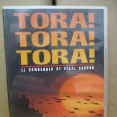 Cine: DVD - TORA TORA TORA ! - PEDIDO MINIMO DE 10€. Lote 222879635