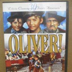 Cine: DVD - OLIVER - 30 ANIVERSARIO - PEDIDO MINIMO DE 10€. Lote 222879735