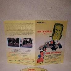 Cinéma: DVD ORIGINAL - SOR CITROEN - COMEDIA - GRACITA MORALES - CINE ESPAÑOL. Lote 223157732