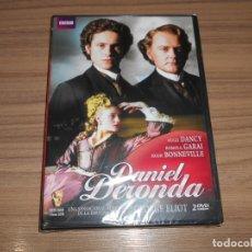 Cine: DANIEL DERONDA EDICION ESPECIAL 2 DVD 200 MIN. NUEVA PRECINTADA. Lote 223342308