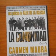 Cinéma: DVD LA COMUNIDAD - EDICION PARA COLECCIONISTAS - 2 DISCOS - ALEX DE LA IGLESIA (II). Lote 223627837
