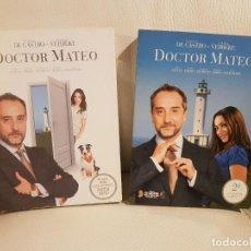 Cine: DOCTOR MATEO - TEMPORADAS 1º Y 2º EN DVD - COMO NUEVOS - VISUALIZADOS 1 VEZ. Lote 223641878