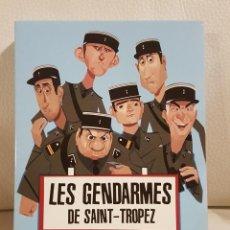 Cine: LOS GENDARMES DE SAINT-TROPEZ - COMPLETA EN 6 DVD ORIGINALES - LOUÌS DE FUNES - NUEVOS. Lote 223642693