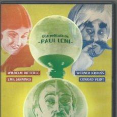Cine: EL HOMBRE DE LAS FIGURAS DE CERA (1924). Lote 223744638