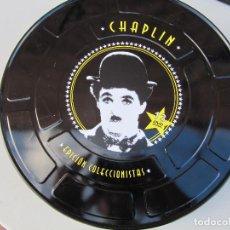 Cine: CHARLES CHAPLIN EDICION COLECCIONISTA 13 DVD. Lote 223752981