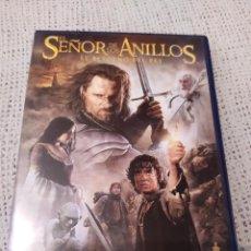 Cine: PELÍCULA - EL SEÑOR DE LOS ANILLOS EL RETORNO DEL REY. Lote 223848280