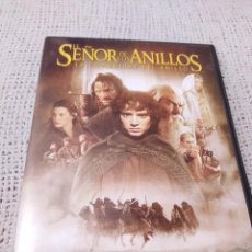 Cine: PELÍCULA - EL SEÑOR DE LOS ANILLOS LA COMUNIDAD DEL ANILLO. Lote 223848692