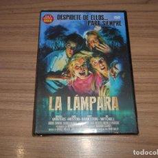 Cine: LA LAMPARA DVD TERROR NUEVA PRECINTADA. Lote 269216923