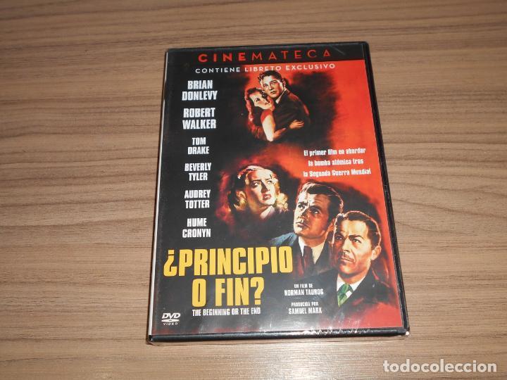 PRINCIPIO O FIN EDICION ESPECIAL DVD + LIBRO BRIAN DONLEVY NUEVA PRECINTADA (Cine - Películas - DVD)