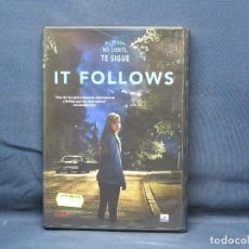 Cinema: IT FOLLOWS - DVD. Lote 224427538