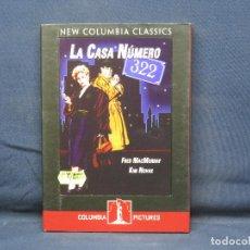 Cine: LA CASA NUMERO 322 - DVD. Lote 224428741