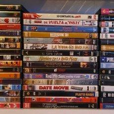 Cinéma: LOTE DE 50 PELICULAS EN DVD AQUITIENESLOQUEBUSCA ALMERIA. Lote 224490746