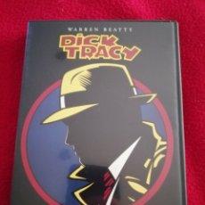 Cine: DVD DICK TRACY - WARREN BEATTY - MADONNA - AL PACINO. Lote 224586792