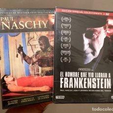 Cinema: PAUL NASCHY LOTE DVD. Lote 224602308