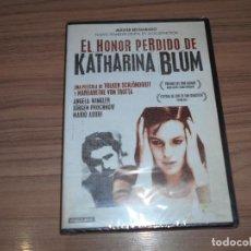 Cine: EL HONOR PERDIDO DE KATHARINA BLUM DVD NUEVA PRECINTADA. Lote 262479470