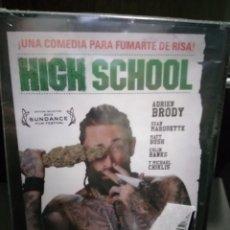 Cinéma: HIGH SCHOOL. Lote 224643825