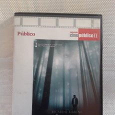 Cine: DVD EL AURA (FABIÁN BIELINSKY, 2005) RICARDO DARÍN. CINE ARGENTINO. Lote 224696443