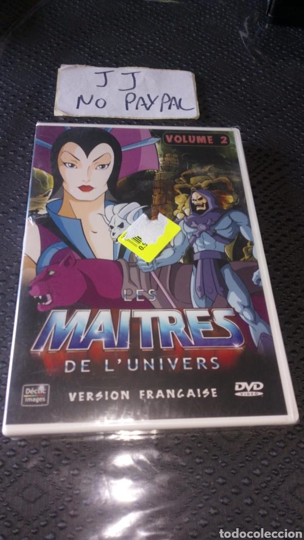 DVD VERSIÓN FRANCESA MASTERS DEL UNIVERSO HE MAN SKELETOR INEDITO EN TC PRECINTADO (Cine - Películas - DVD)