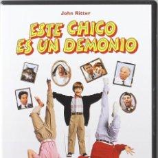 Cine: ESTE CHICO ES UN DEMONIO - DVD DESCATALOGADO Y PRECINTADO DE 1990 CON JOHN RITTER. Lote 225132068