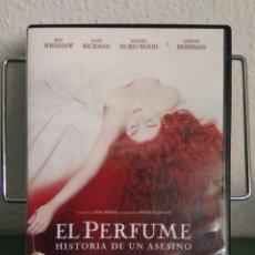 Cine: EL PERFUME EN DVD. // PROMOCION EN LOS ENVIOS. LEER DESCRIPCION. Lote 225311980