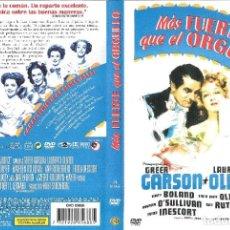 Cine: MÁS FUERTE QUE EL ORGULLO - ROBERT Z. LEONARD. Lote 225405215