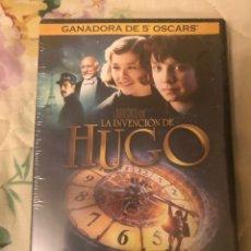 Cine: LA INVENCIÓN DE HUGO DVD PRECINTADO. Lote 225747585