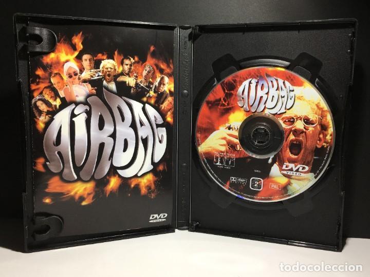 Cine: Airbag // DVD - PAL 2 // 1997 - Juanma Bajo Ulloa - Foto 2 - 226115270