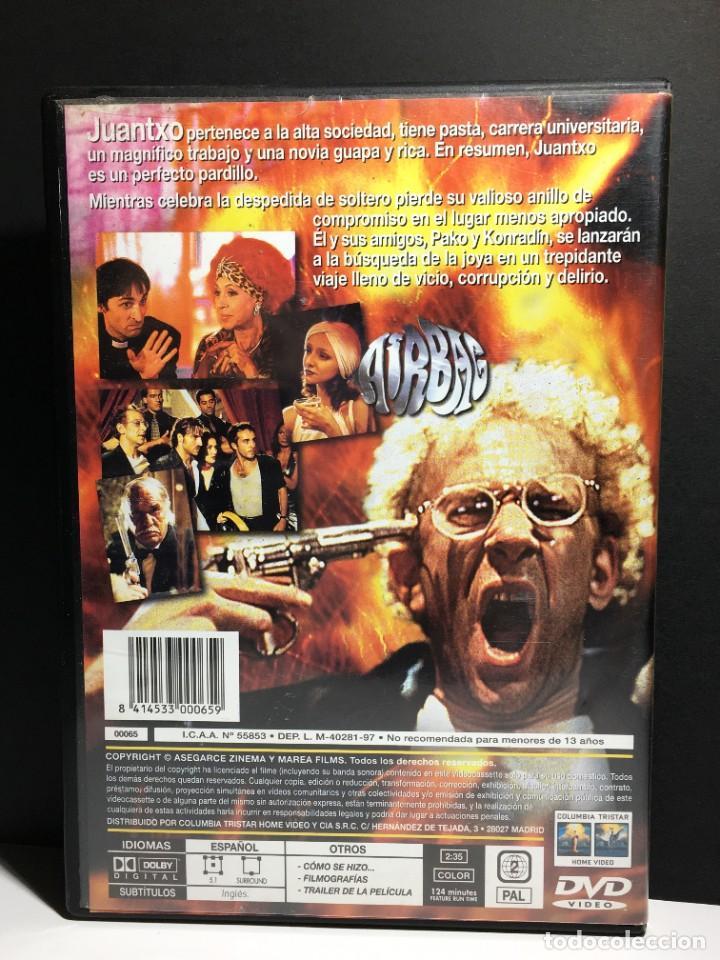 Cine: Airbag // DVD - PAL 2 // 1997 - Juanma Bajo Ulloa - Foto 9 - 226115270