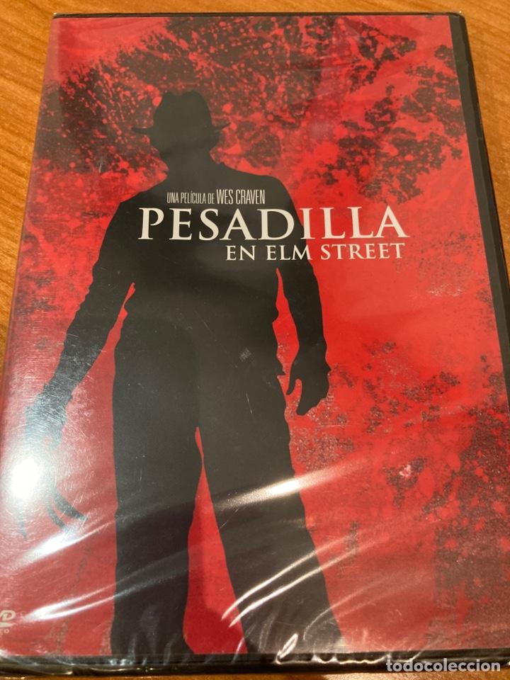 PESADILLA EN ELM STREET (Cine - Películas - DVD)