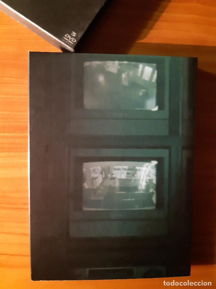Cine: PANIC ROOM (LA HABITACIÓN DEL PÁNICO) (2002) (3 DVDs) - Foto 3 - 226119230