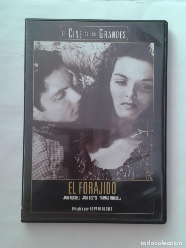 EL FORAJIDO- DVD (Cine - Películas - DVD)