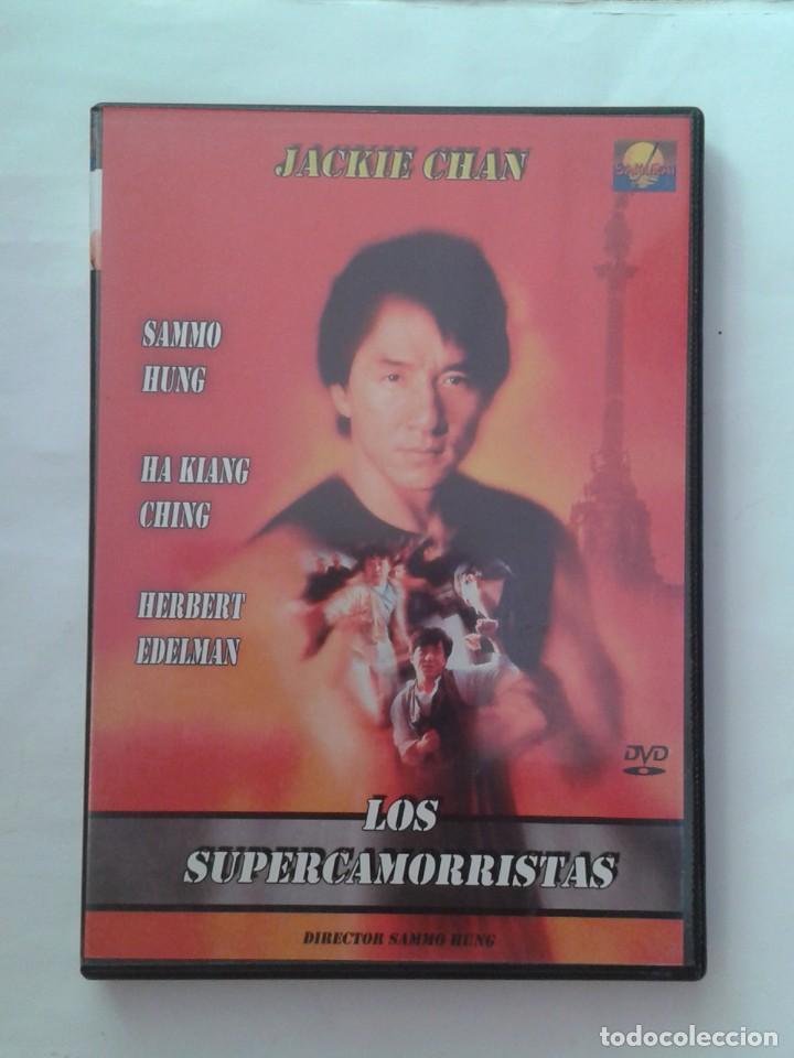 LOS SUPER CAMORRISTAS- DVD (Cine - Películas - DVD)