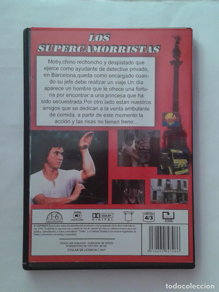 Cine: LOS SUPER CAMORRISTAS- DVD - Foto 2 - 226119510