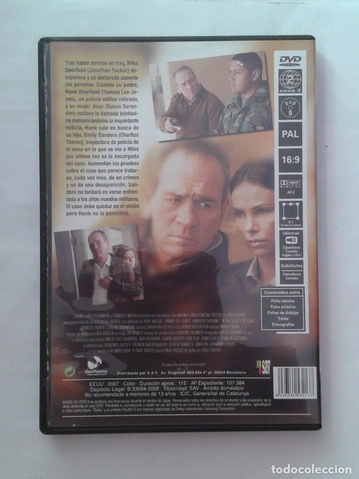 Cine: EN EL VALLE DE ELAH- DVD - Foto 2 - 226119635