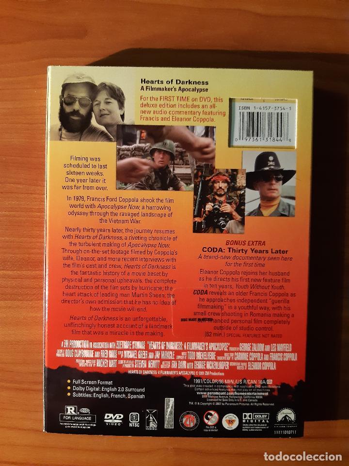 Cine: HEARTS OF DARKNESS: A FILMMAKERS APOCALYPSE (CORAZONES EN TINIEBLAS) (1991) - Foto 2 - 226119925
