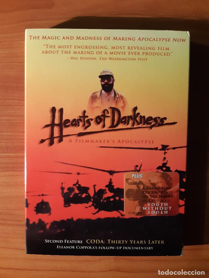 'HEARTS OF DARKNESS: A FILMMAKER'S APOCALYPSE' (CORAZONES EN TINIEBLAS) (1991) (Cine - Películas - DVD)