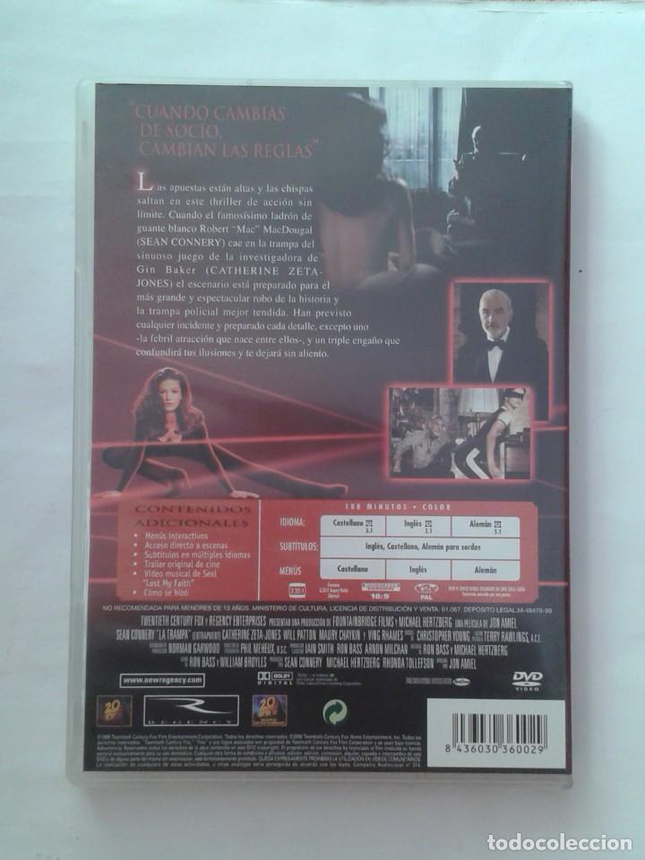 Cine: LA TRAMPA- DVD - Foto 2 - 226119990