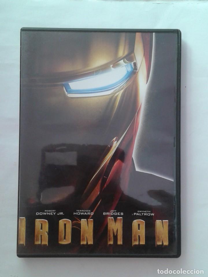 IRON MAN- DVD (Cine - Películas - DVD)
