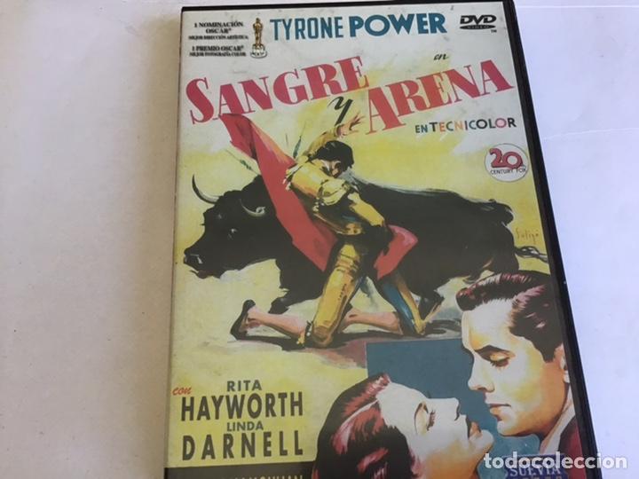 SANGRE Y ARENA (Cine - Películas - DVD)