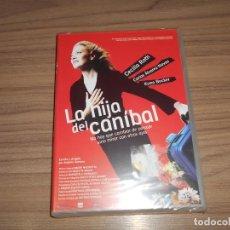 Cine: LA HIJA DEL CANIBAL DVD CECILIA ROTH WARNER NUEVA PREICNTADA. Lote 226243695